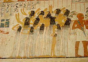 pleureuse-egypte