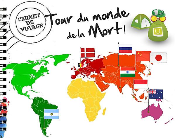 Le tour du monde de la Mort ! 8e étape : l'Argentine