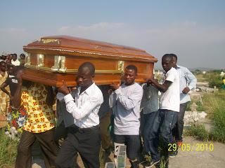 Le tour du monde de la Mort ! 10e étape: le Congo