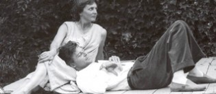 Anne et Gérard Philippe
