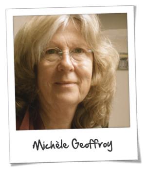 Michèle Geoffroy Ecrivain Biographe