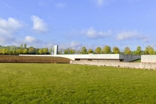 Crematorium . Kortrijk