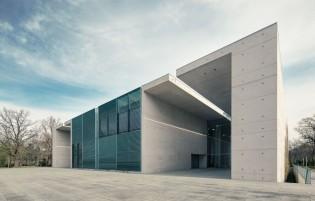 Crematorium Baumschulenweg / Shultes Frank Architeckten