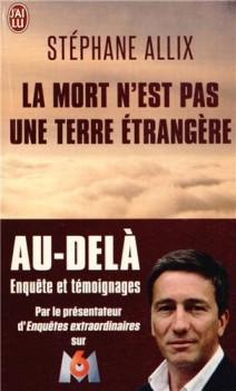 """""""La mort n'est pas une terre étrangère"""" de Stéphane Allix"""