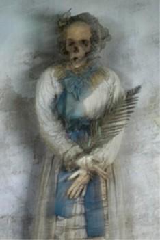 Momie couvent des capu